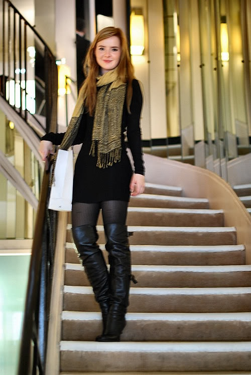 girl crush {jane aldridge from sea of shoes}
