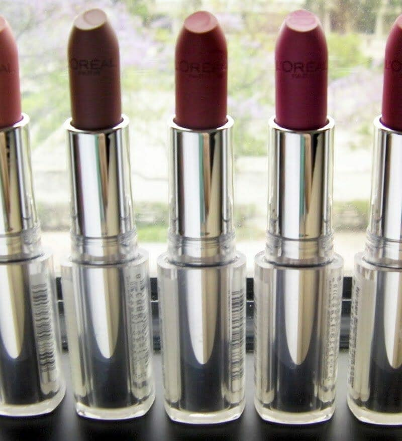 obsessed: l'oreal infallible le rouge lipstick