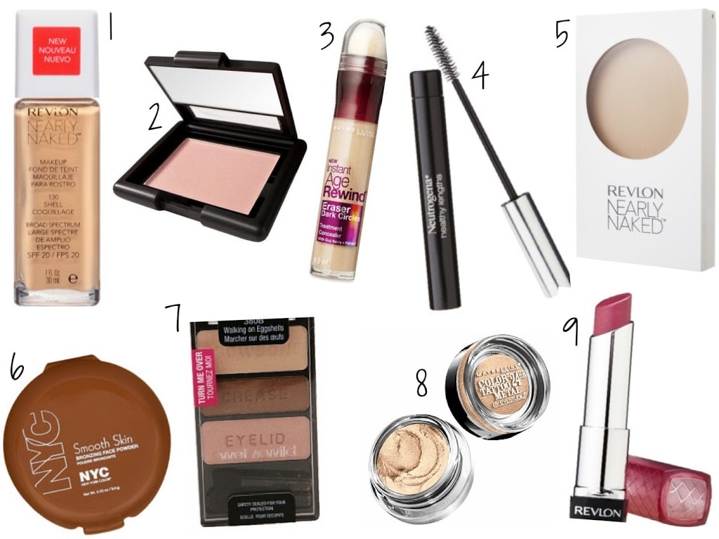 Back to School Makeup Kit