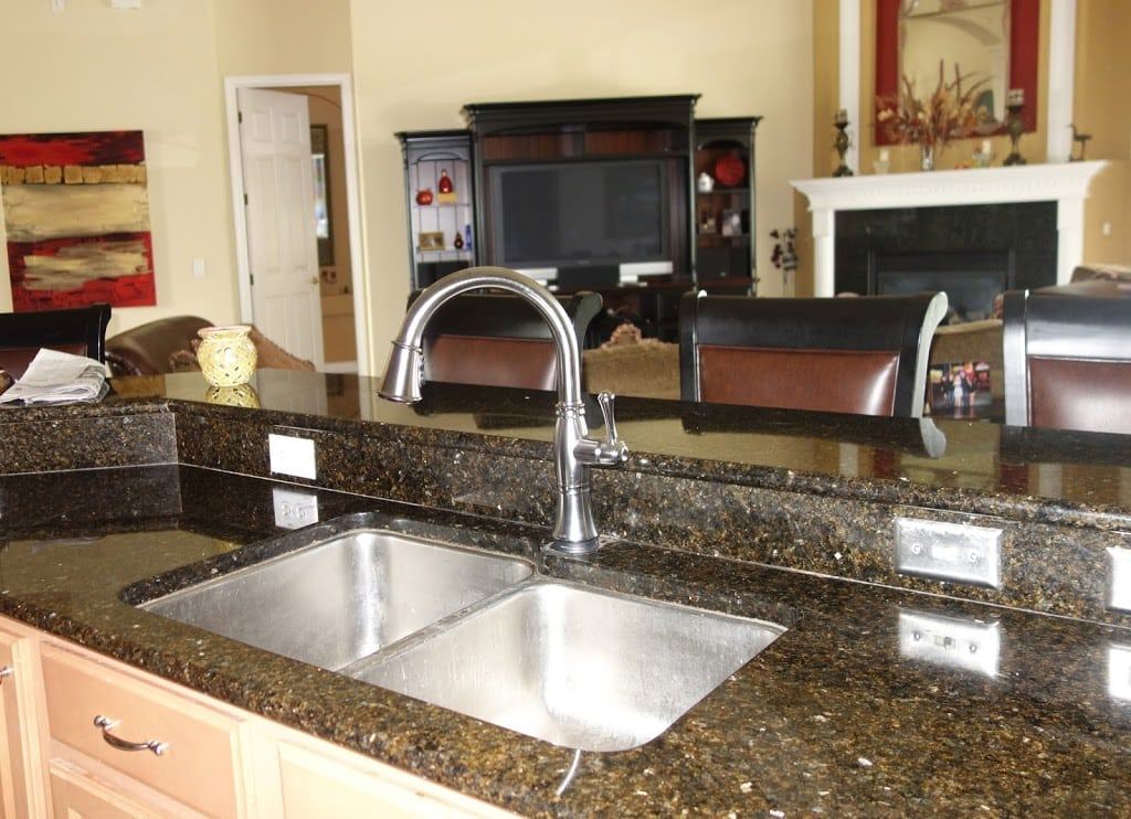 My Kitchen Mini Makeover With Delta Faucet {Part 3}