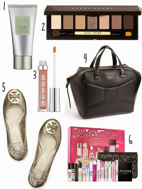 Top 25 Christmas Gifts For Her | Ashley Brooke Nicholas