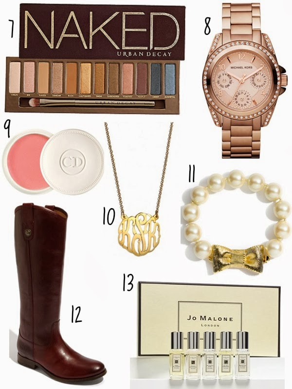 top 25 christmas gifts for her ashley brooke nicholas