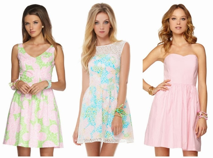 9bfc2097fe Lilly Pulitzer Spring 2014 Collection