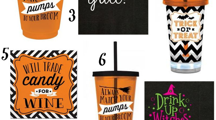 The Cutest Halloween Party Ideas + $300 Lush Giveaway