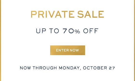 Tory Burch Private Sale Up to 70% Off