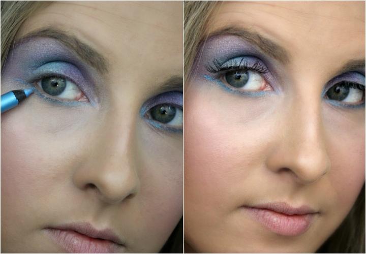 Easy Fairy Makeup Tutorial for Halloween | Ashley Brooke