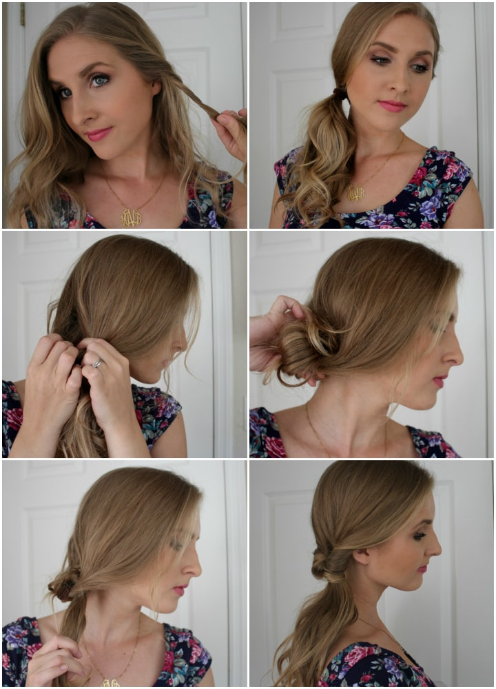 Easy Everyday Hair Styles Ashley Brooke Nicholas