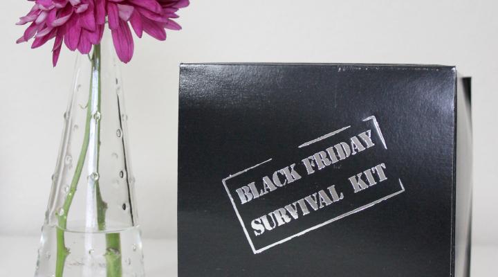 My Black Friday Survival Kit
