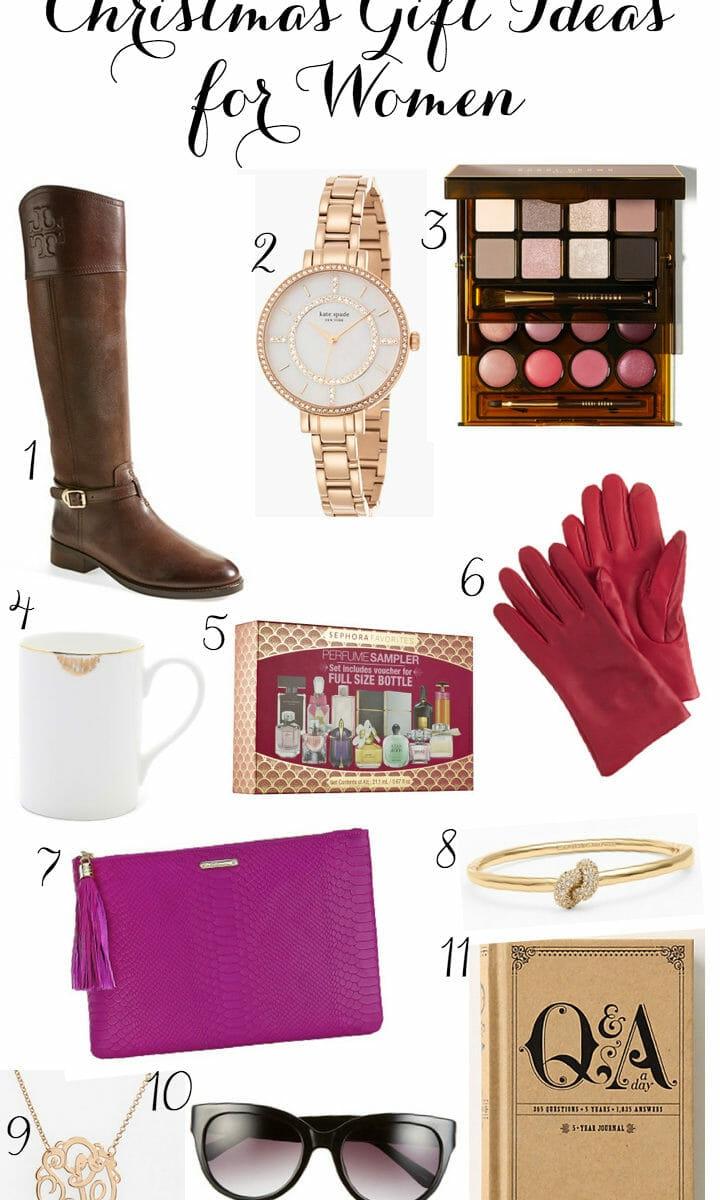 The Best Christmas Gift Ideas for Women