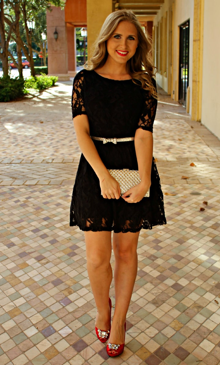 Affordable Holiday Dresses
