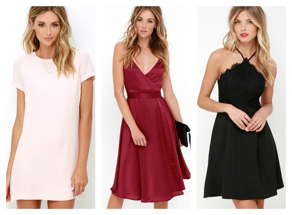 Affordable Valentine's Day dresses under $50