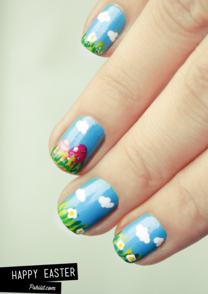 15 Easy Manicure Ideas For Easter