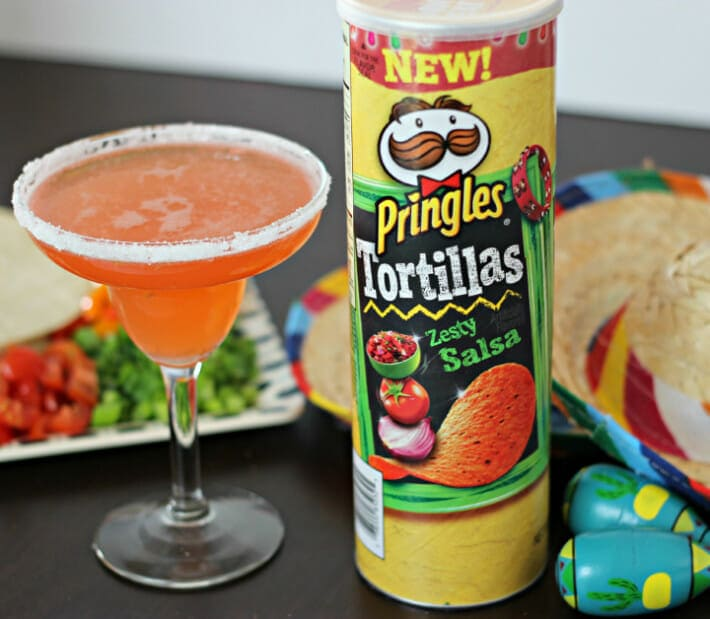 taco tuesday essentials with pringles