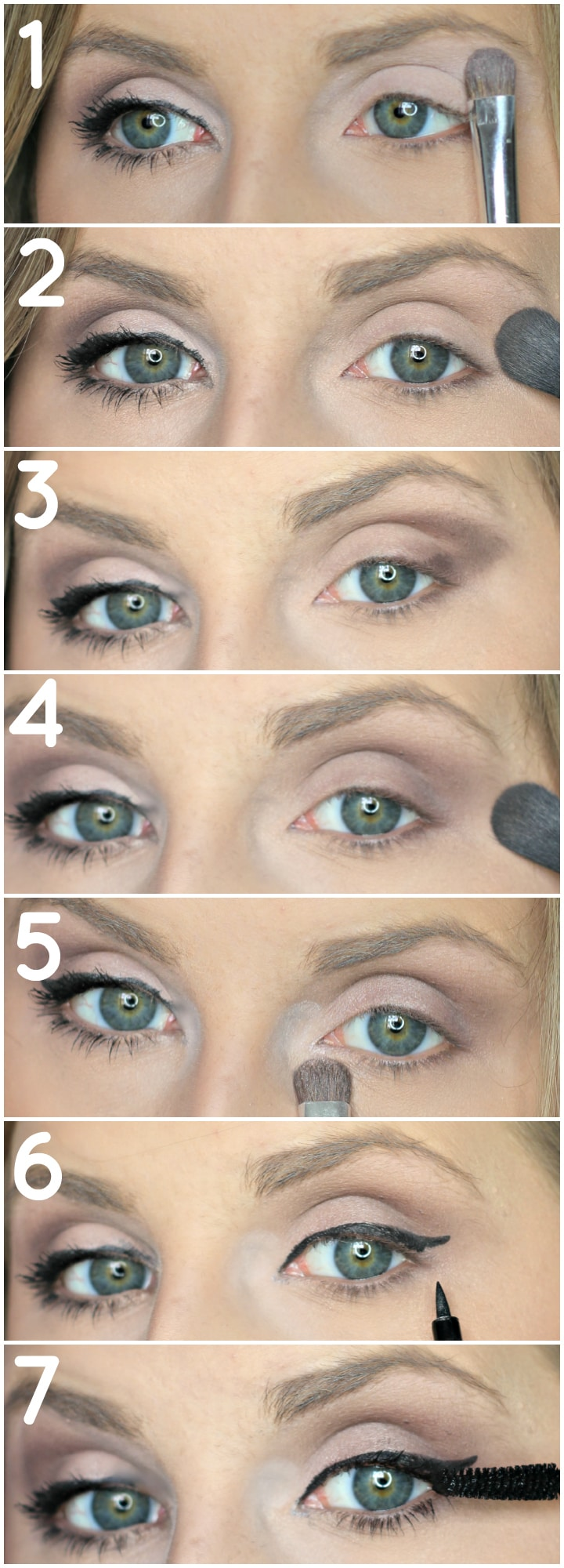 Make Your Right Connection Today Top 10: Bigger Eyes With Makeup