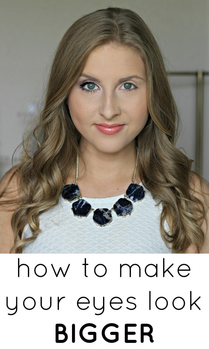 Bigger Eyes With Makeup Ashley Brooke Nicholas