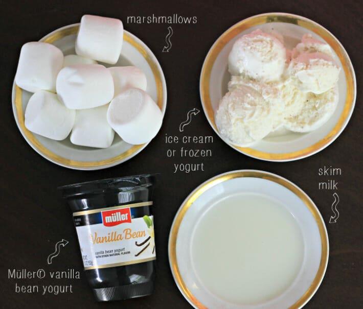 toasted-marshmallow-muller-#mullermoment-yogurt-milkshake-recipe