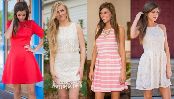 Ashley Brooke | Cute Summer Dresses Under $50