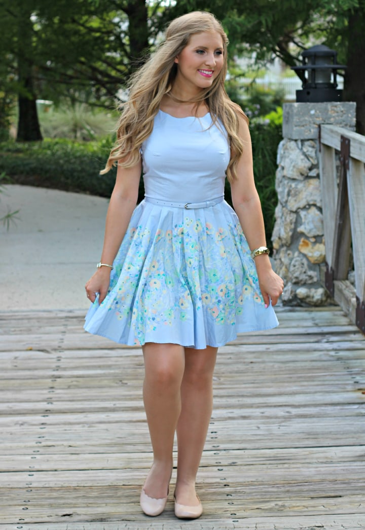 LC-Lauren-Conrad-Kohls-Dress-Summer-Style