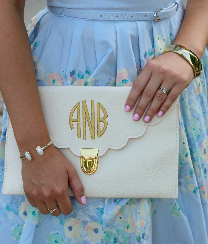 scalloped-monogram-clutch-opi-mod-about-you-kendra-scott-bangle