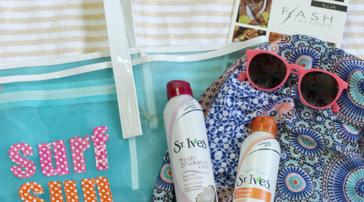 My 5-Minute Summer Beauty Routine