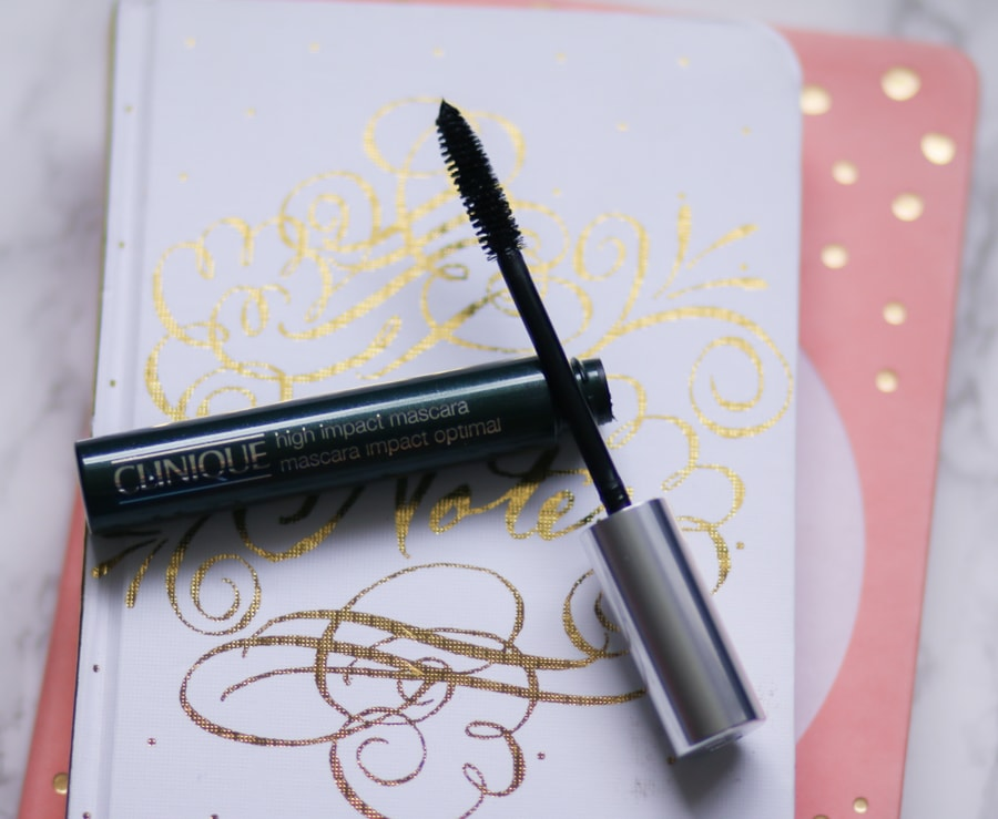 Clinique High Impact Mascara #FaceForward