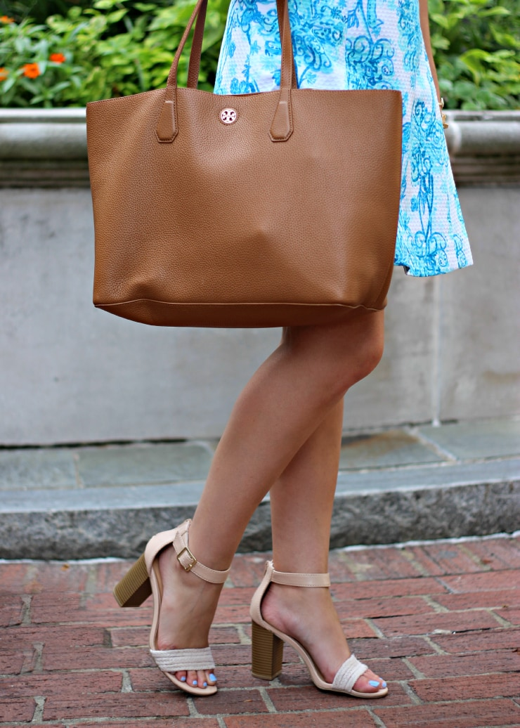 lilly-pulitzer-dress-tory-burch-perry-kote-lauren-conrad-heels