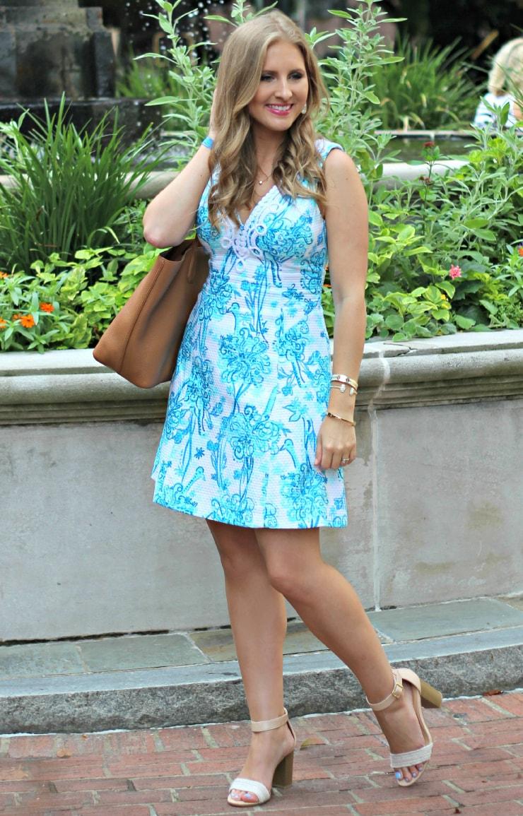 199004c4624b50 Lilly Pulitzer Brynn Dress | Ashley Brooke Nicholas