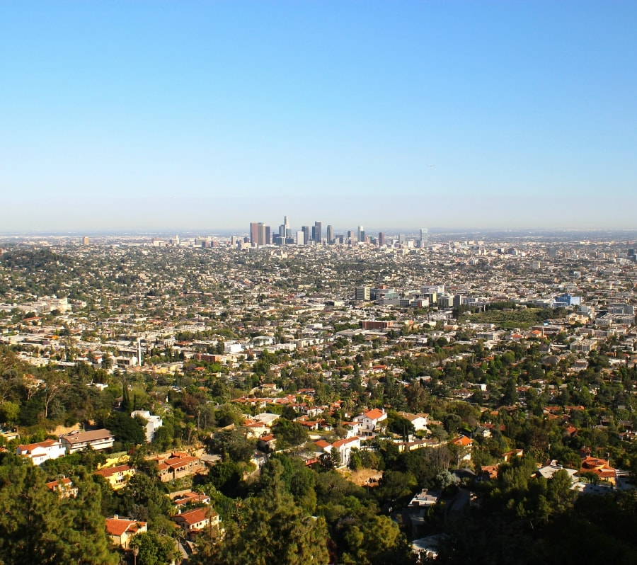 view-from-griffith-observatory-la