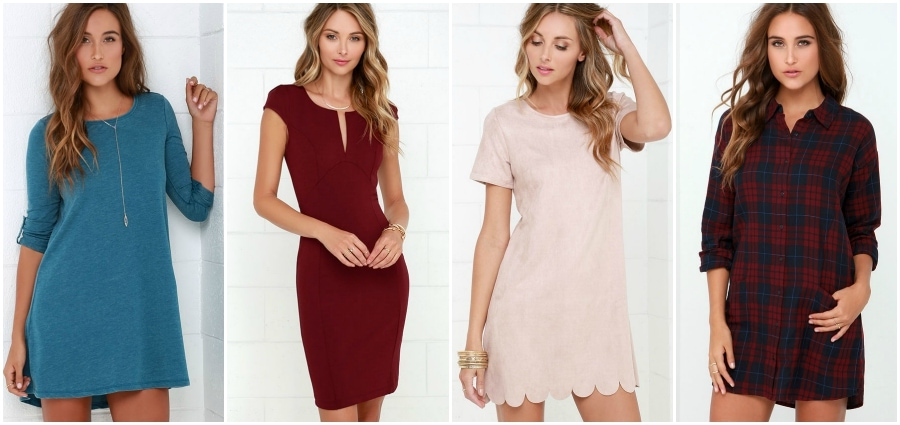 Fall dresses under 100