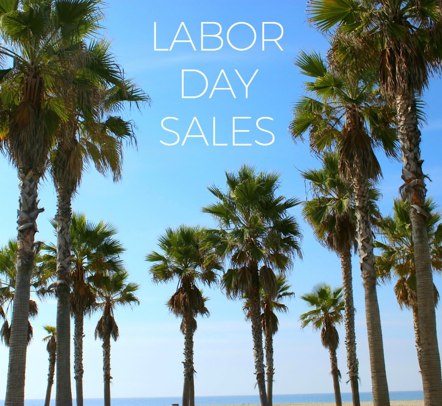 Labor Day Weekend Sales