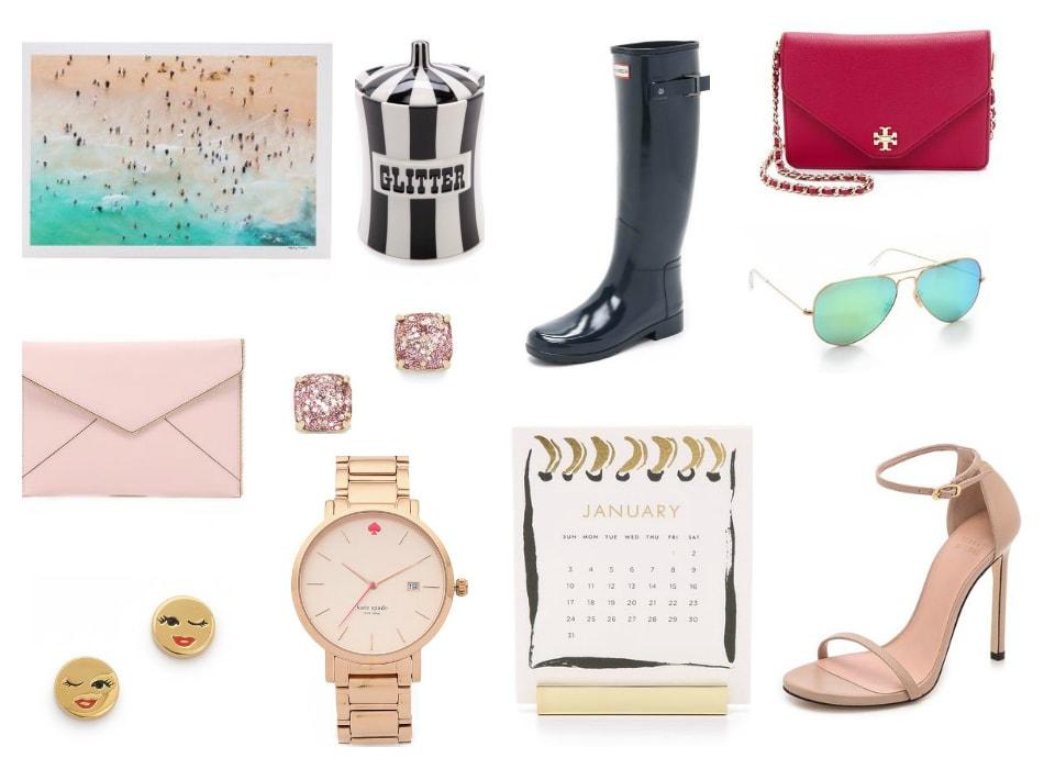 Christmas Gift Ideas + Shopbop Sale
