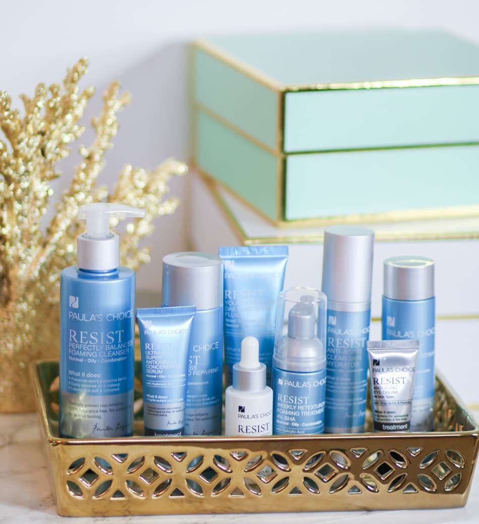 Paula's Choice Resist skincare collection