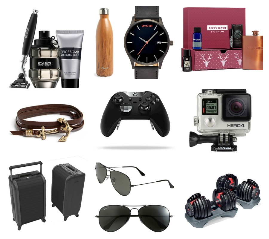 Ideas for mens christmas gifts