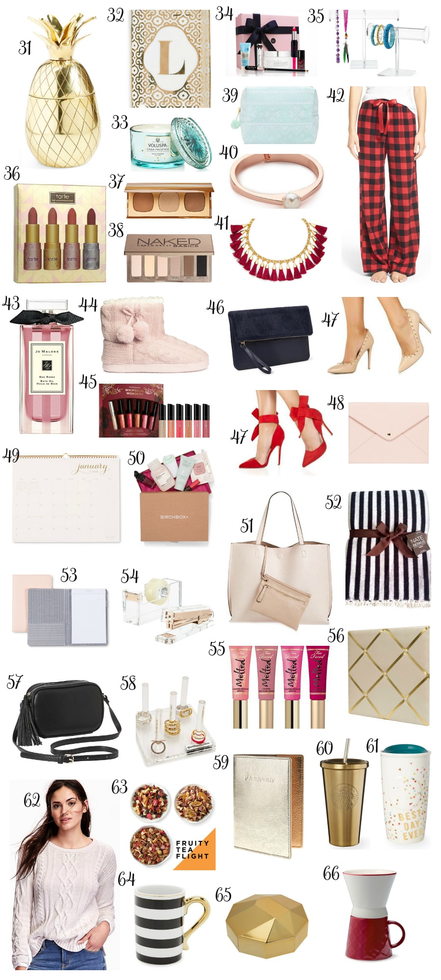 christmas gift ideas for women under 30