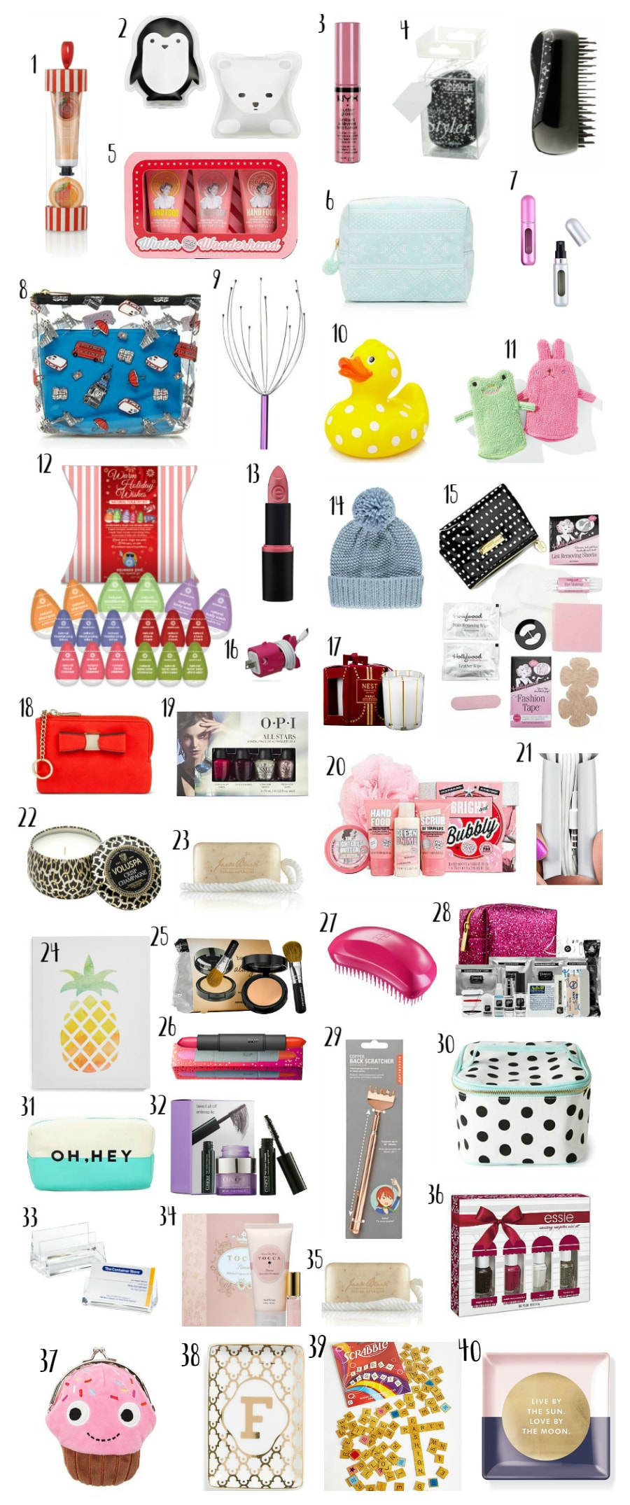 Cute Christmas Stocking Stuffer Ideas