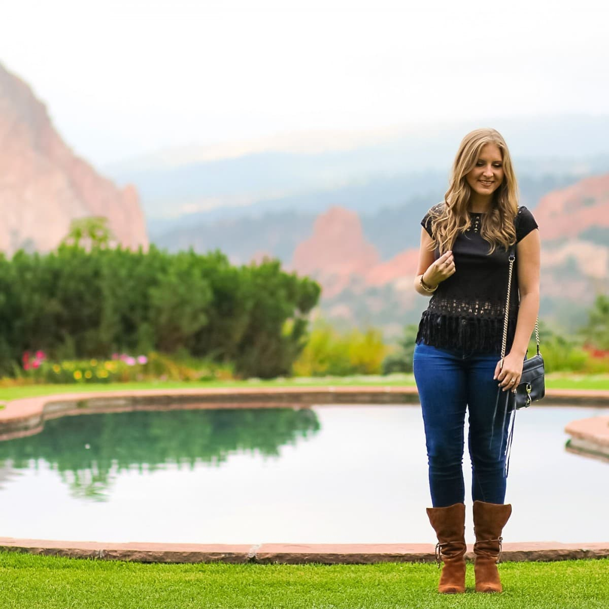 A Weekend In The Garden Of The Gods Ashley Brooke Nicholas