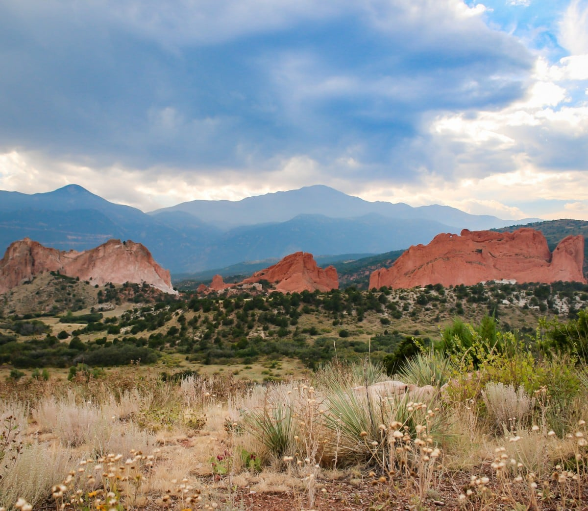 Garden of the Gods Club in Colorado Springs, Colorado