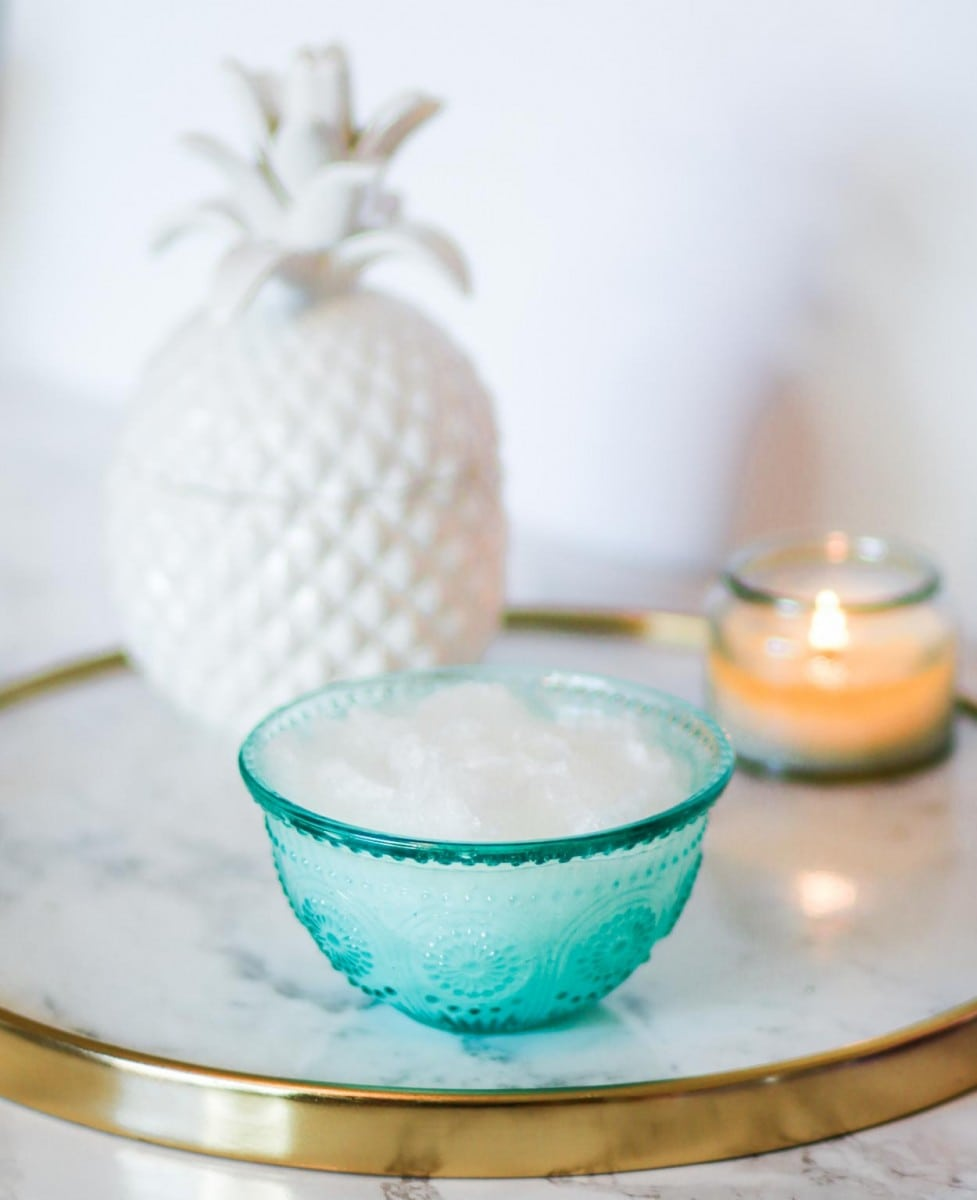 Coconut oil skincare tips