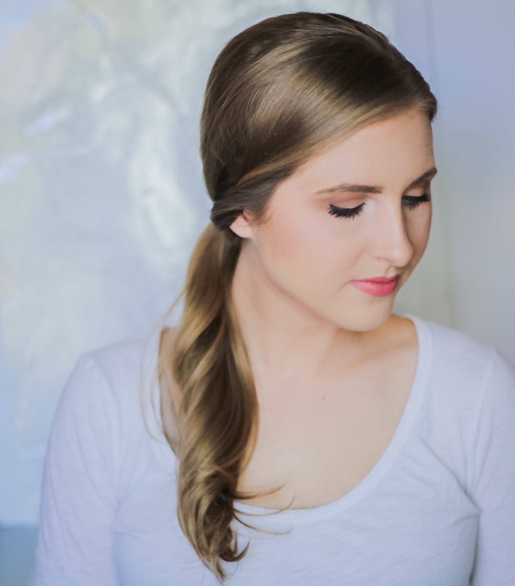 Easy Second Day Hairstyles Ashley Brooke Nicholas