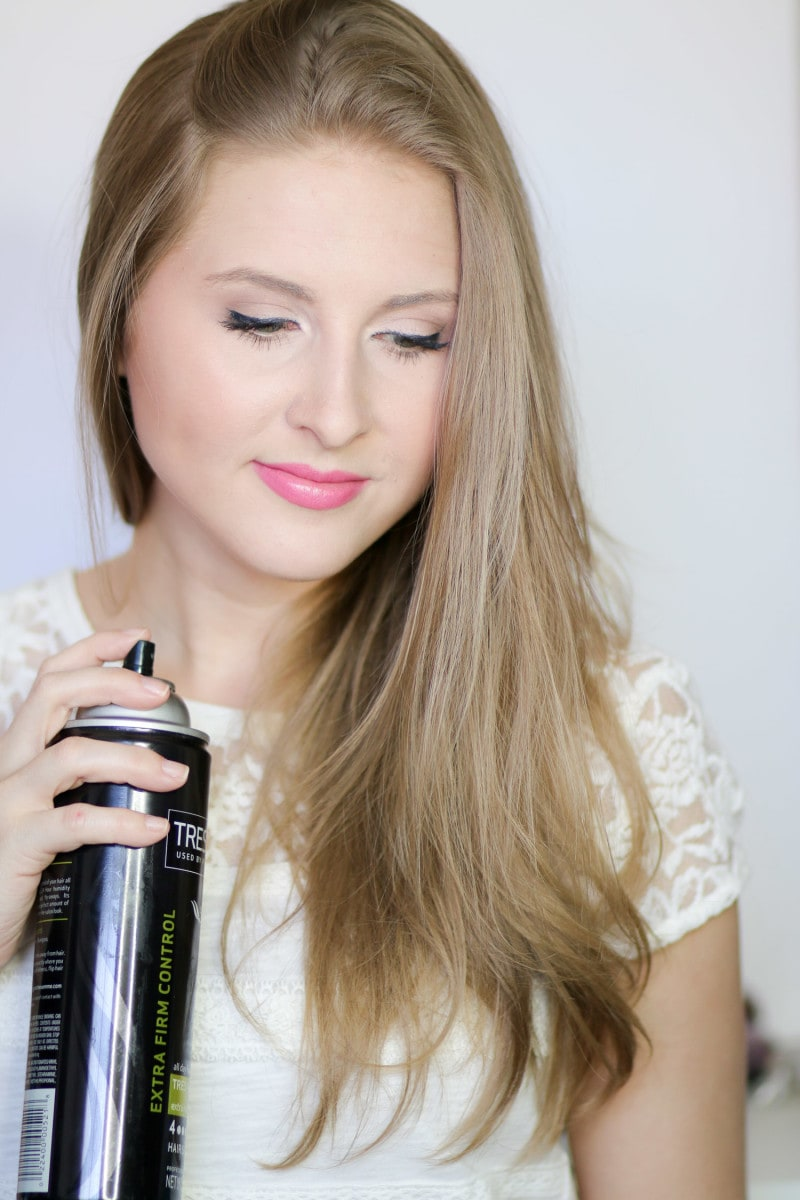 Learn How To Fake A Salon Blowout At Home With This Easy Step By