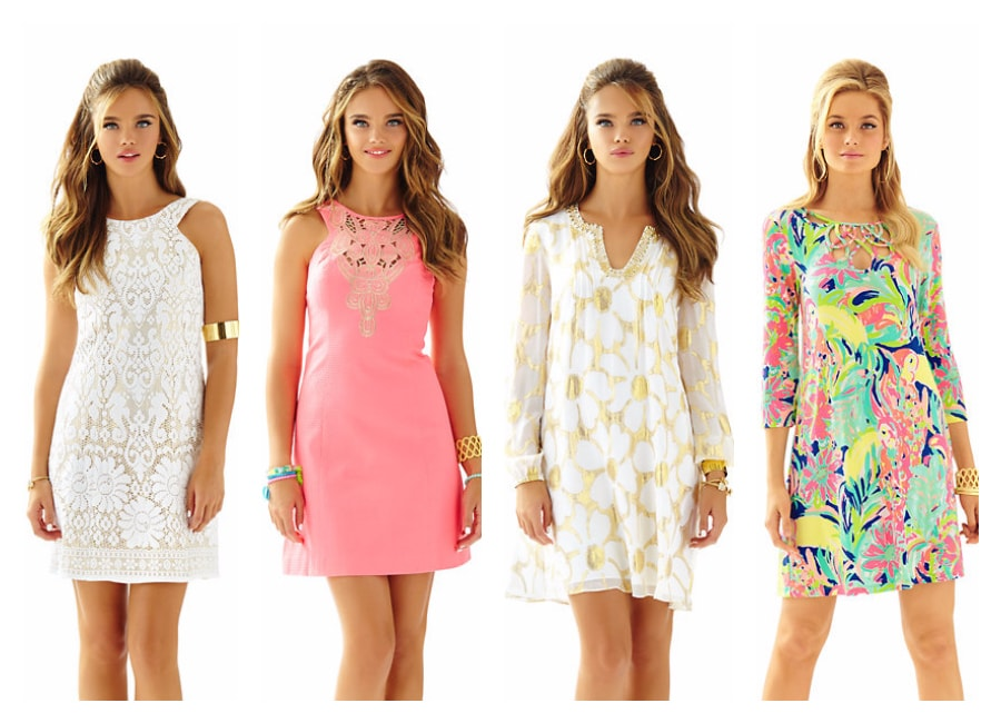 Lilly Pulitzer New Releases Spring 2016