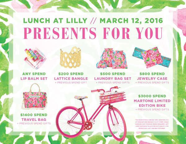 The Lilly Pulitzer spring collection is perfection! I want every single piece! Click through this pin to see all of the best pieces from the new collection and learn how you can get awesome Lilly Pulitzer gifts with purchase at this Saturday's Lunch with Lilly sale!