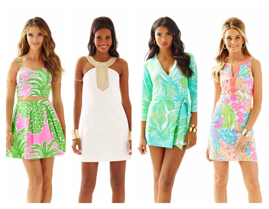 Lunch At Lilly + Lilly Pulitzer New Releases for Spring