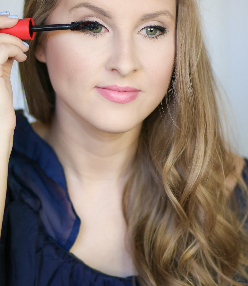 The Covergirl Plumpify Mascara is fantastic, and the price can't be beat. It volumizes and lengthens your lashes without getting too clumpy!