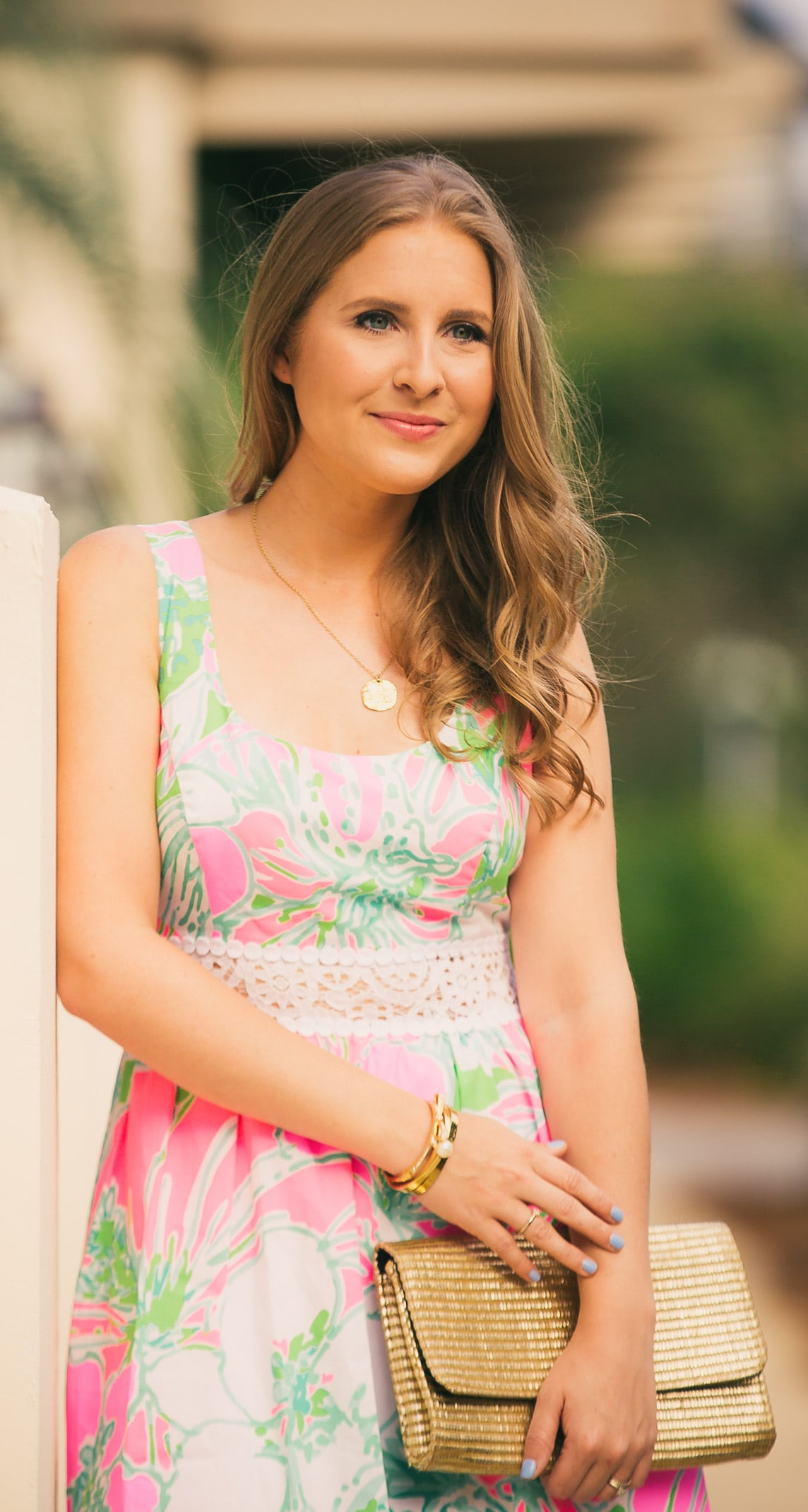 LOVING this @lillypulitzer dress for summer! I think the Lilly Pulitzer Rosemarie Dress in Pink Flamingo I Don't Give A Cluck might be my favorite design/print combo of all time!