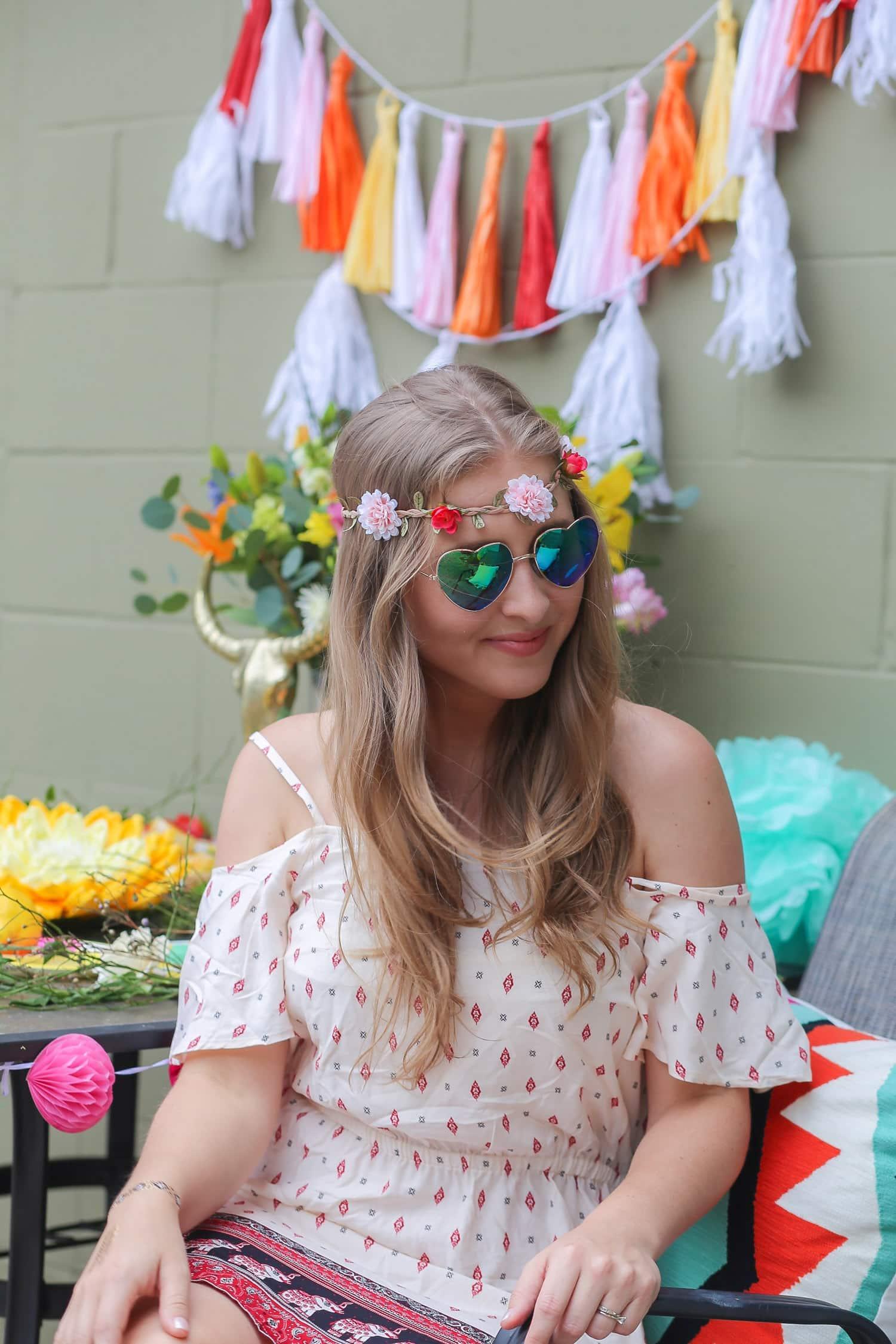 Faux-chella | Ashley Brooke Nicholas