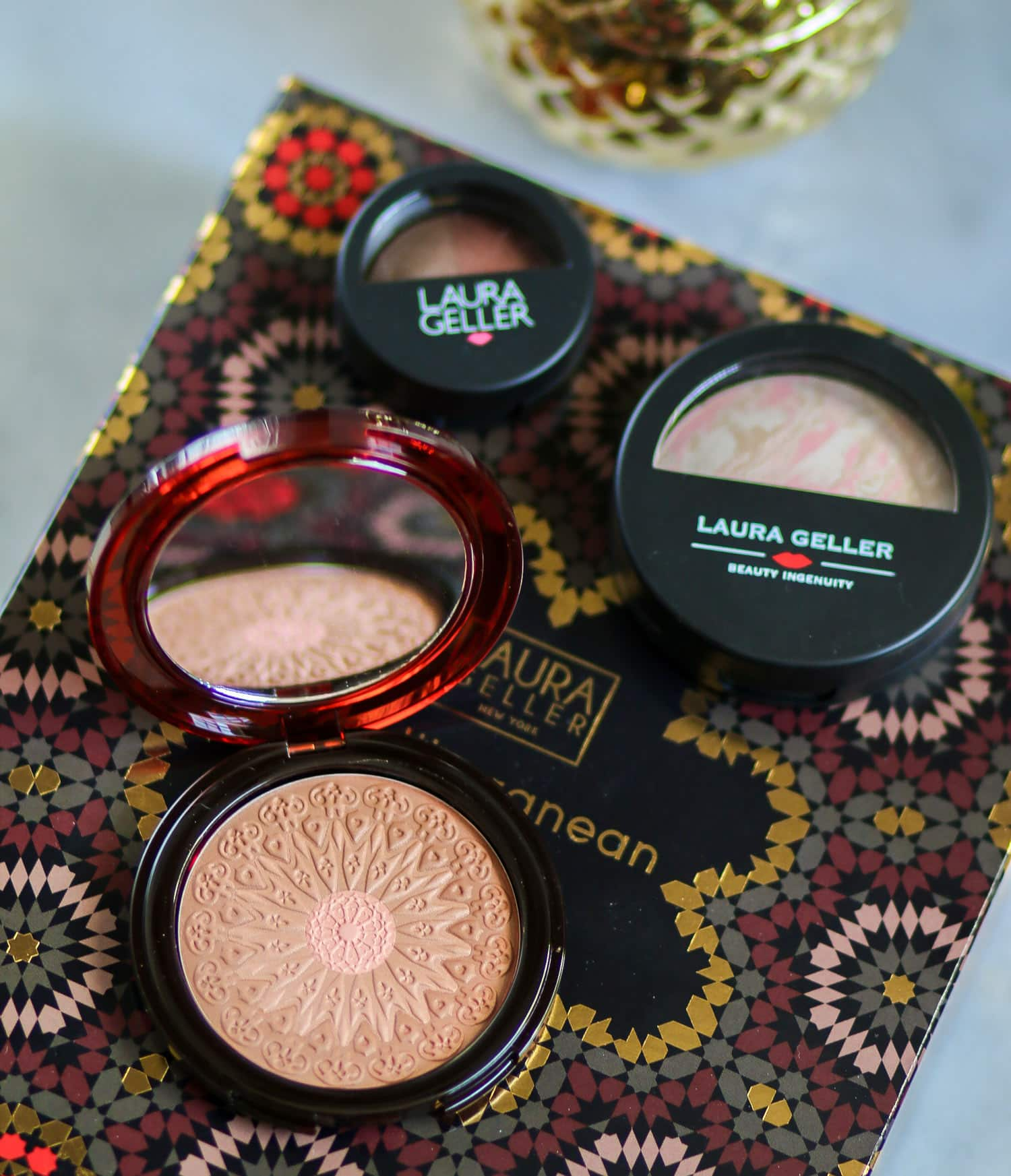 The Laura Geller Mediterranean Journey Collection Is So Beautiful Kit Includes Baked Balance