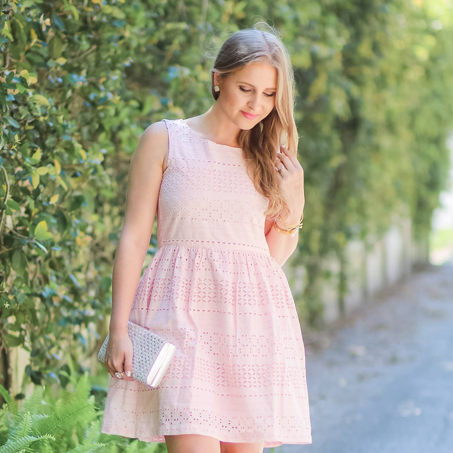 What A Peach: The Perfect Outfit to Wear to A Wedding