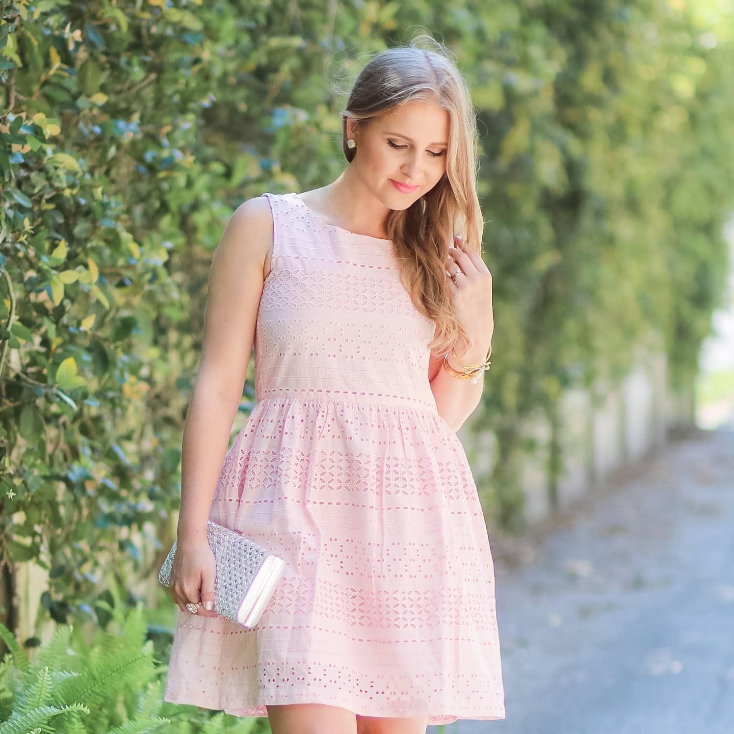 Summer Wedding Suit Ideas For Guest: Summer Wedding Guest Outfit Idea