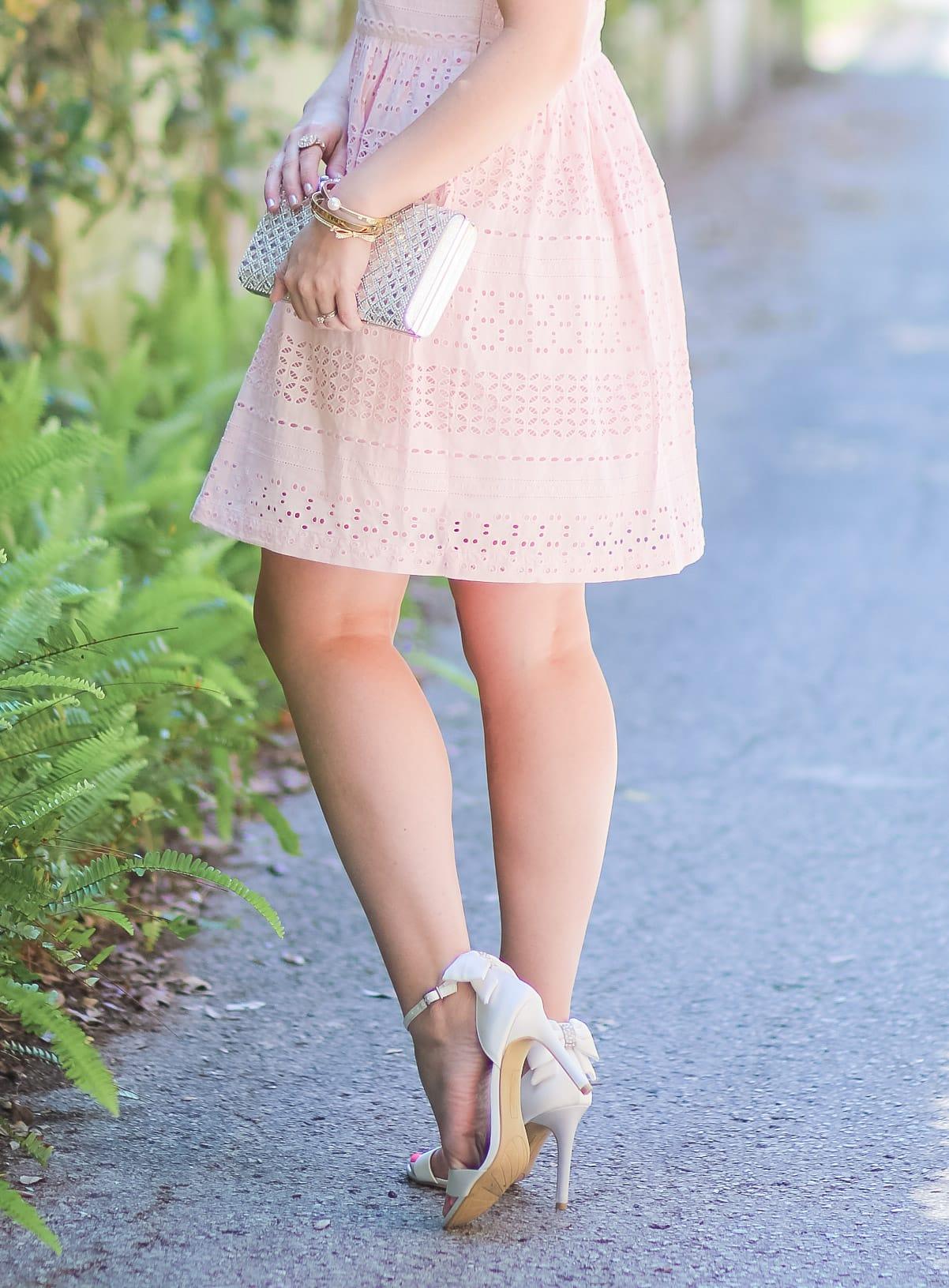 edff1fbbfdd Summer Wedding Guest Outfit Idea